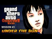 GTA Chinatown Wars - Mission -3 - Under the Gun