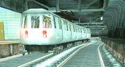 Liberty city subway train gta 3