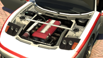 Coquette-GTAIV-Enginebay