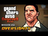 GTA Chinatown Wars - Mission -56 - Oversights