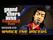 GTA Chinatown Wars - Mission -10 - Whack the Racers