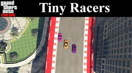 GTA Online Tracks - Tiny Racers