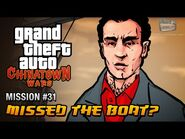 GTA Chinatown Wars - Mission -31 - Missed the Boat?