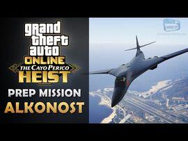 GTA Online- The Cayo Perico Heist Prep - Alkonost & Pilot -Solo-