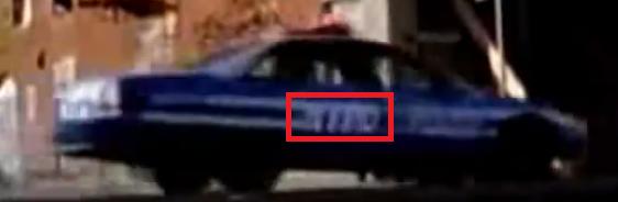 Bünyamin Alpaydınn/NYPD Police Car in GTA2 Movie