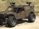 Weaponized Vehicles