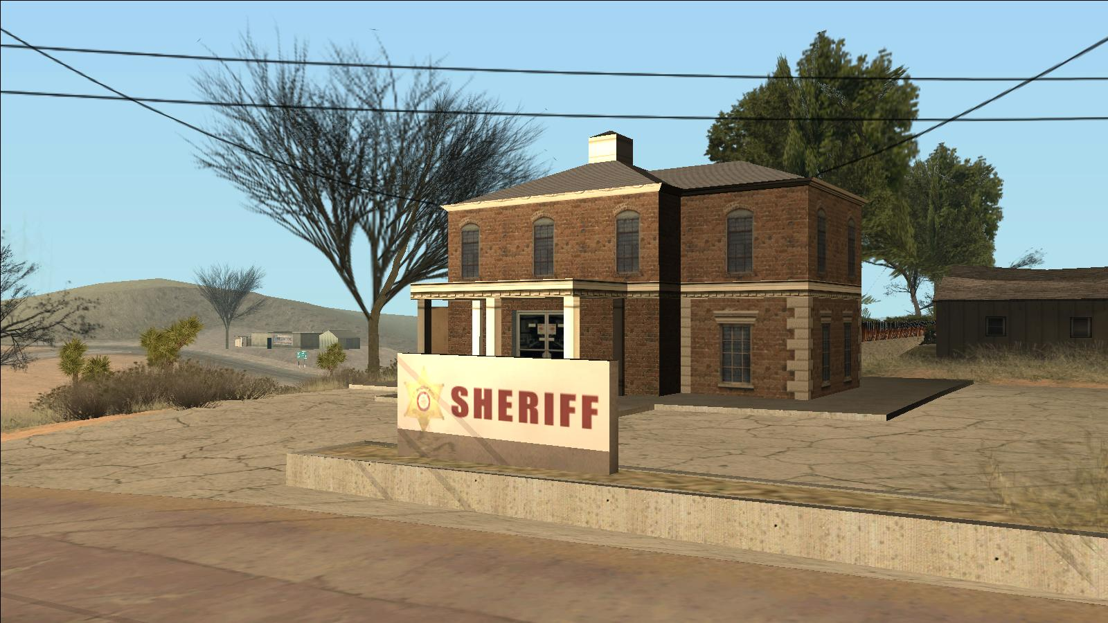 Fort Carson Sheriff's Station