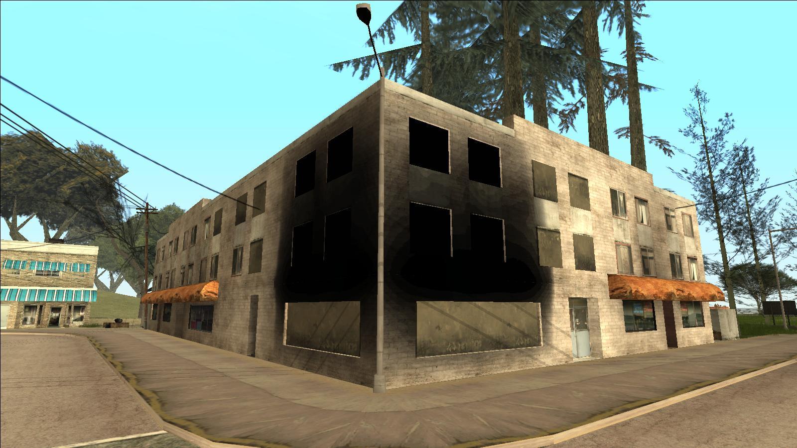 Montgomery Apartment Building