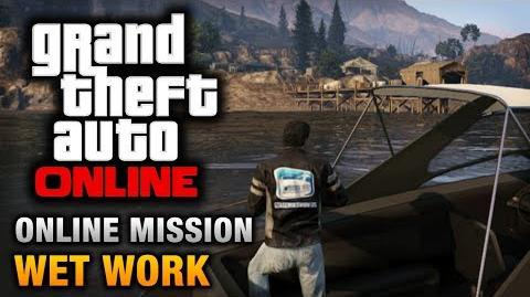 GTA_Online_-_Mission_-_Wet_Work_Hard_Difficulty