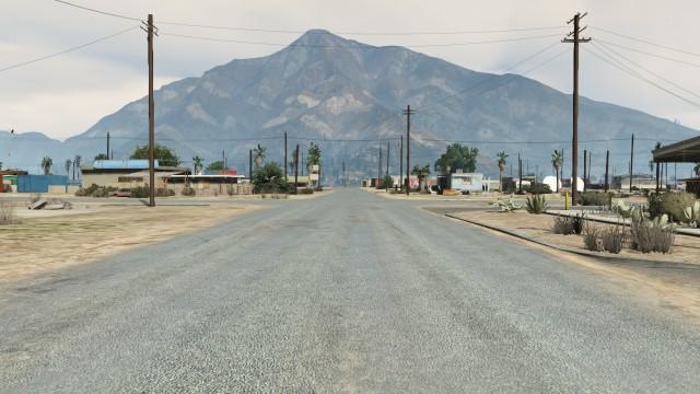 Mountain View Drive