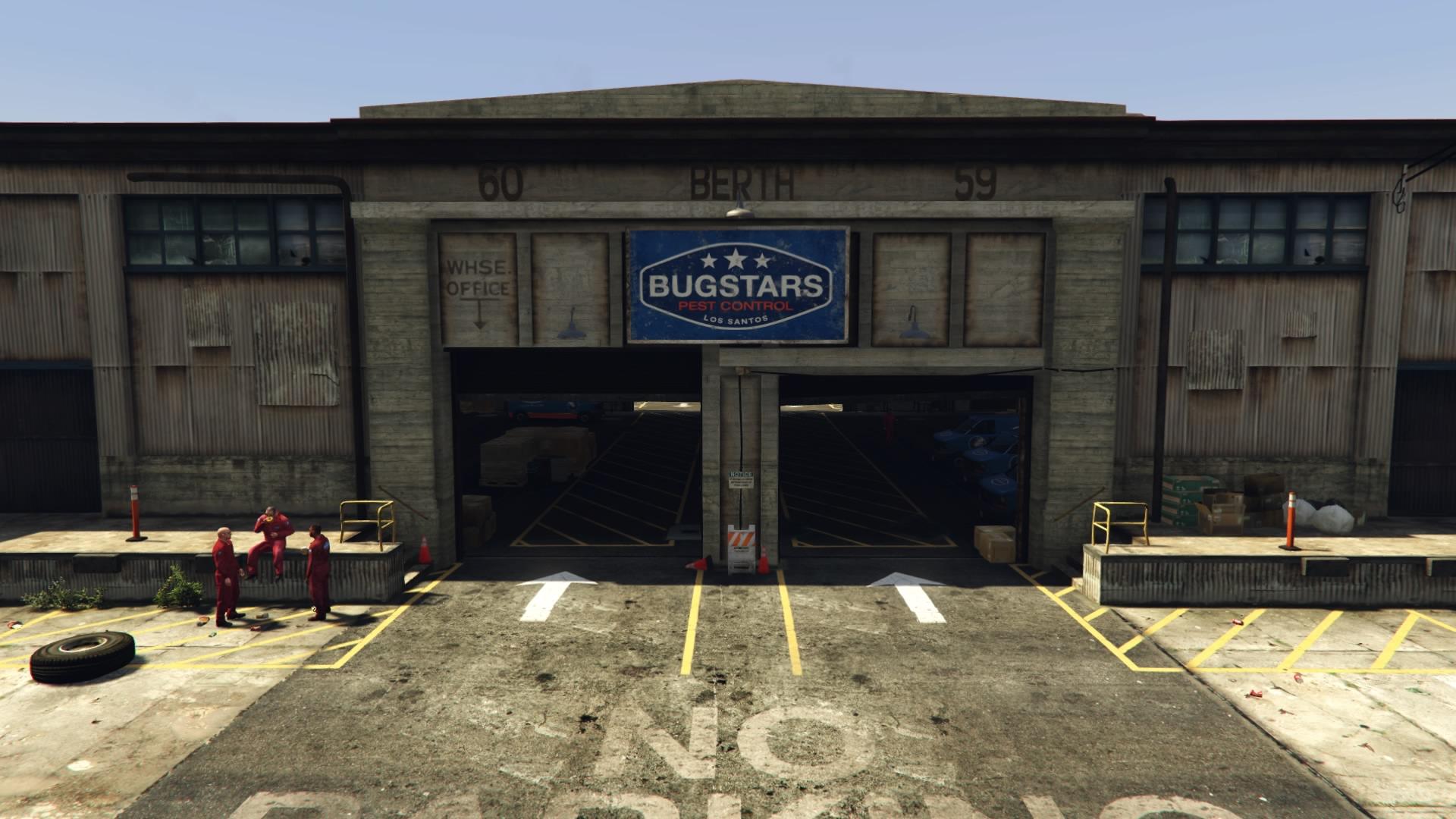 Bugstars Warehouse