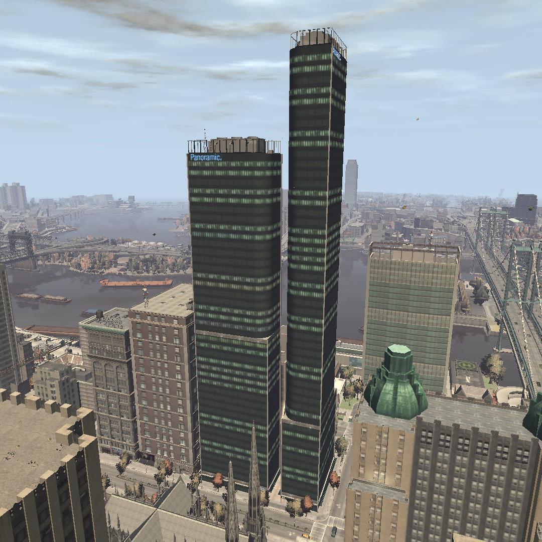 Panoramic Towers