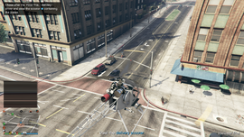 DJRequests-Keinemusik-GTAO-CollectThePizza-Chase