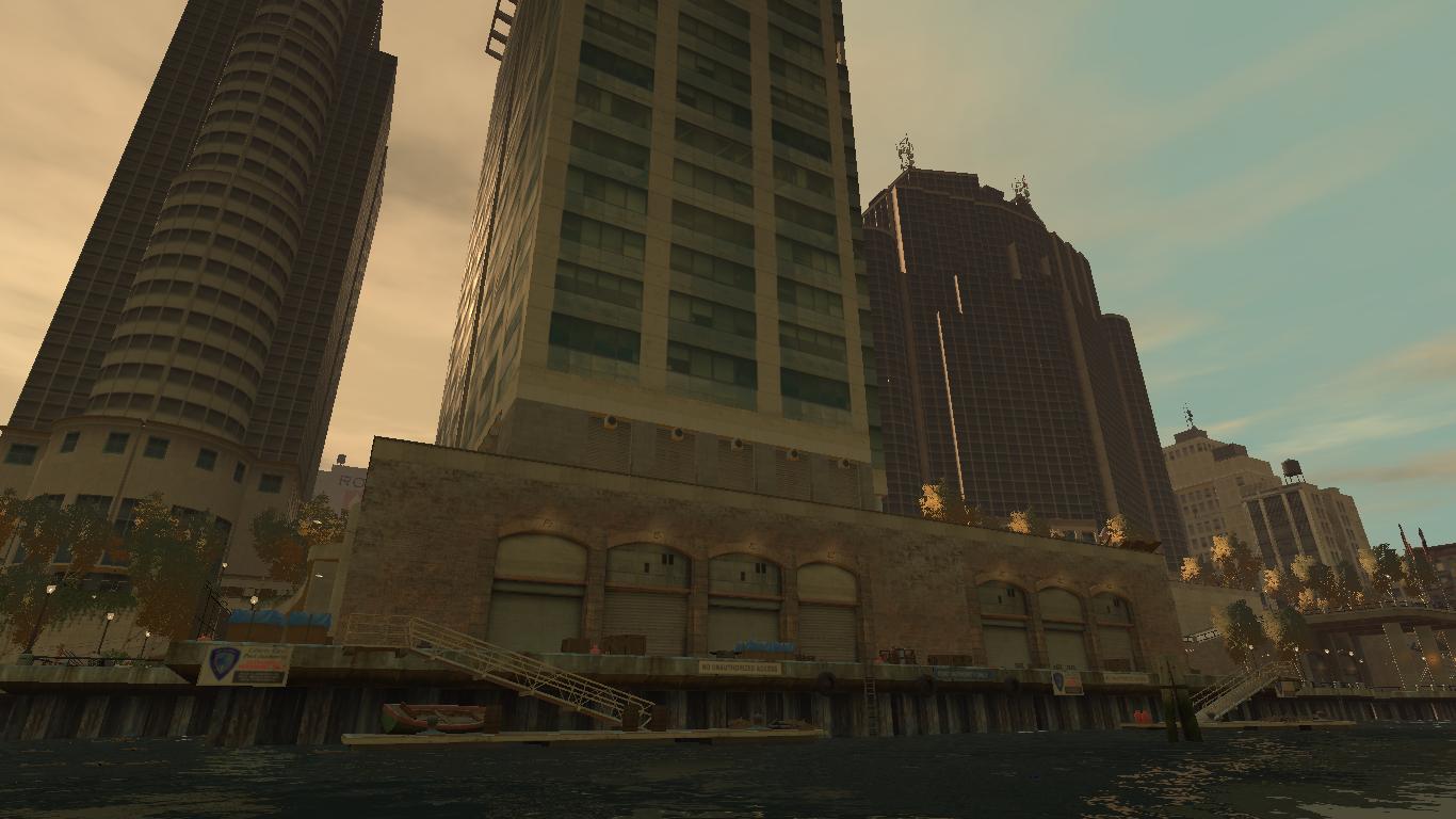 LCPA Dock