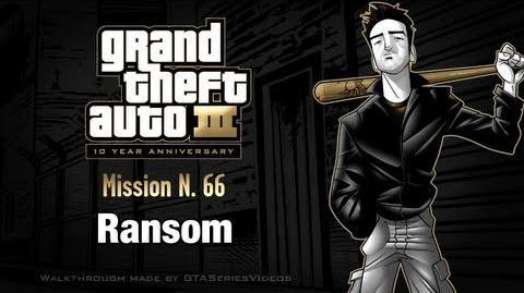 GTA 3 - iPad Walkthrough - Mission 66 - Ransom