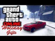 GTA Online - Christmas DLC