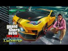 GTA Online- Los Santos Tuners