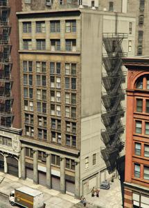 The-Olive-Bush-Hotel-Mission-Row-GTAV-Building