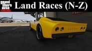 GTA Online Tracks - Land Races (N-Z)