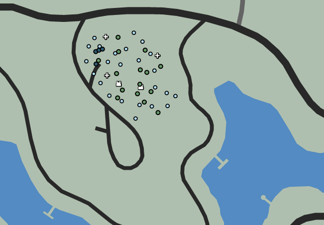 Mansion Deathmatch GTAO Map.png