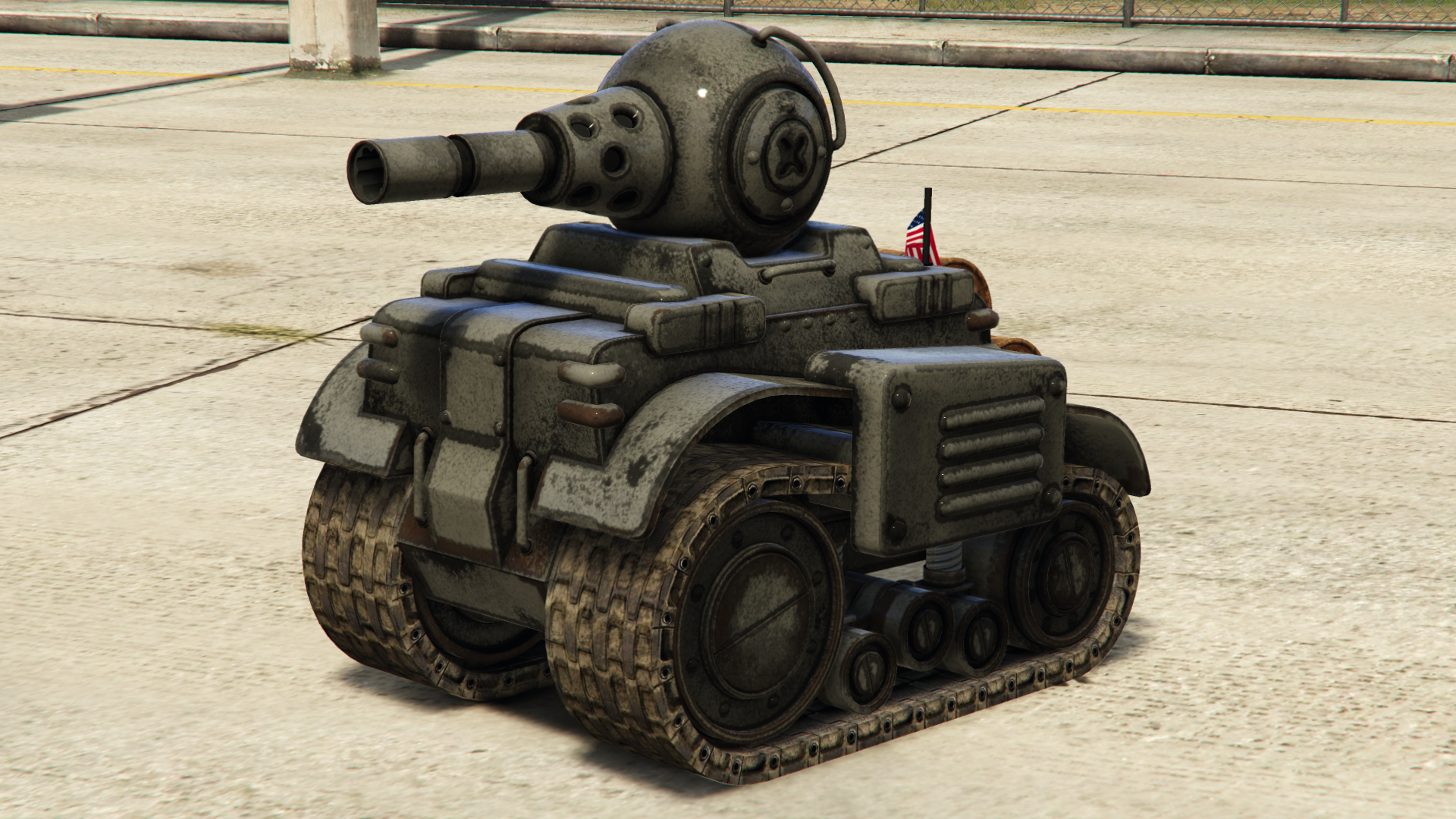Invade And Persuade Tank Gta Wiki Fandom