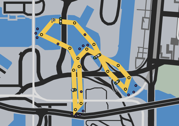 Truss Issues GTAO Race Map.png