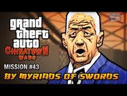 GTA Chinatown Wars - Mission -43 - By Myriads of Swords