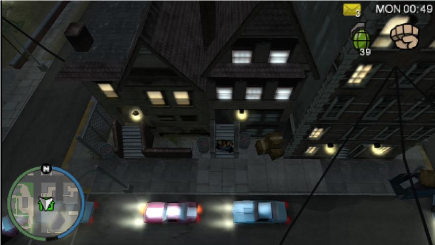 South Bohan Safehouse (GTA Chinatown Wars)