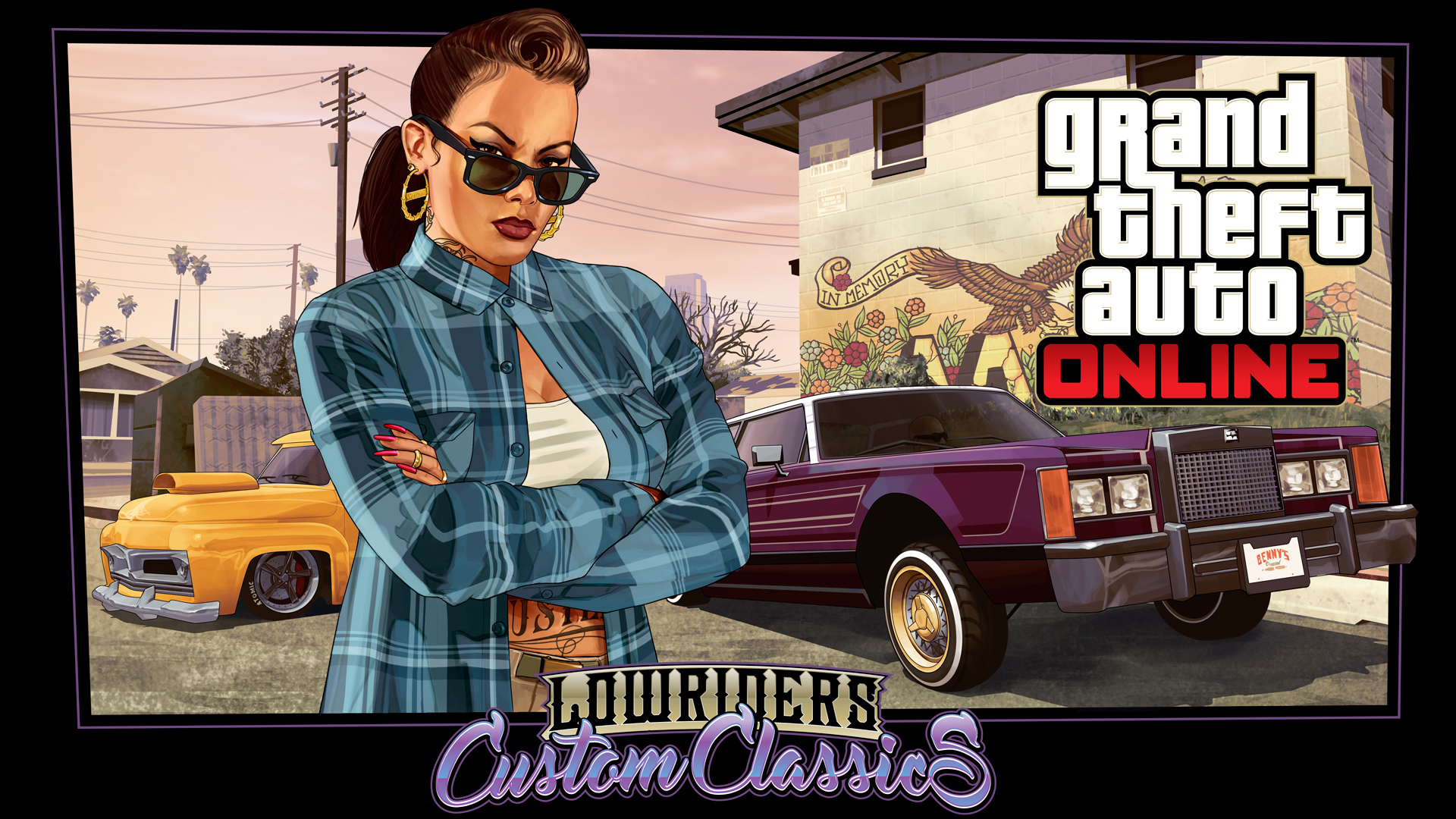 Lowriders: Custom Classics