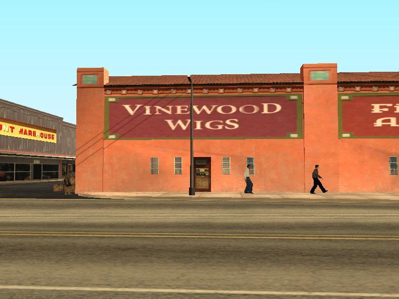Vinewood Wigs