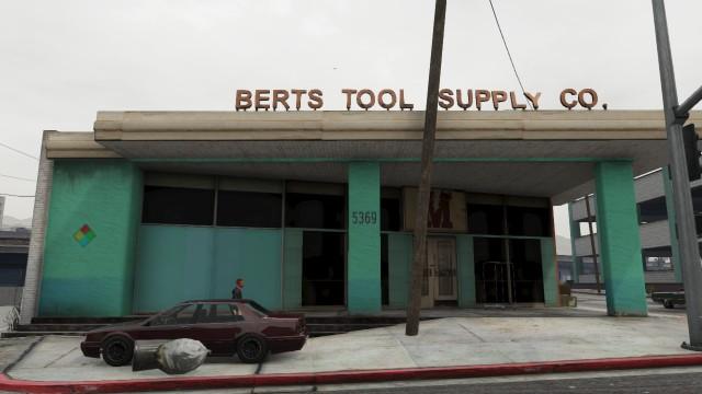 Bert's Tool Supply Co.