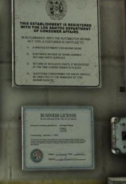Los Santos Department of Consumer Affairs