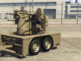 Anti-Aircraft Trailer