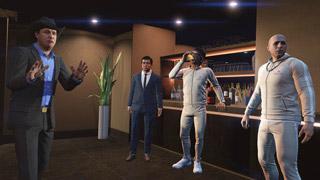 Casino - Cashing Out