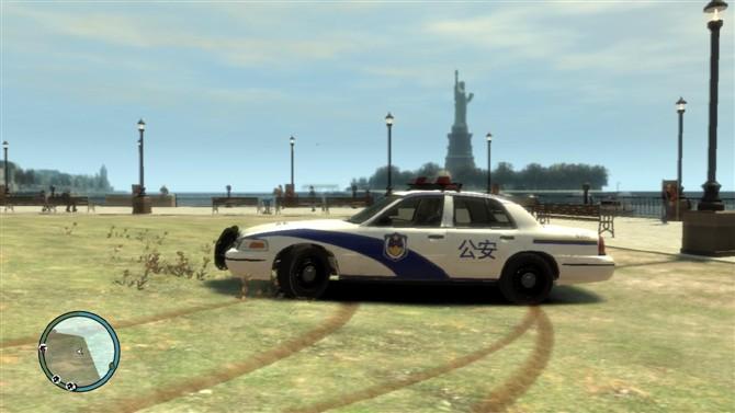 GTAIV中国警车.jpg