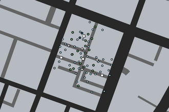 Downtown Deathmatch GTAO Map.png
