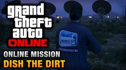 GTA Online - Mission - Dish the Dirt Hard Difficulty