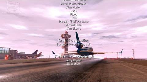 End Credits (The Ballad of Gay Tony)