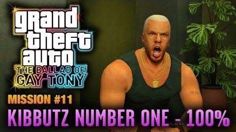 GTA_The_Ballad_of_Gay_Tony_-_Mission_11_-_Kibbutz_Number_One_100%_(1080p)