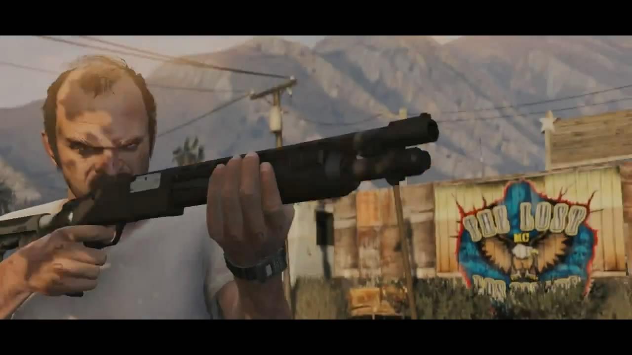 Grand Theft Auto V/Archive 5