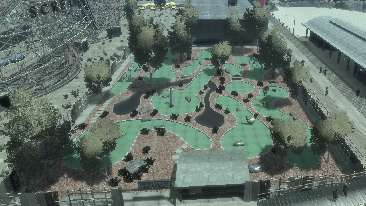 Funland Miniature Golf