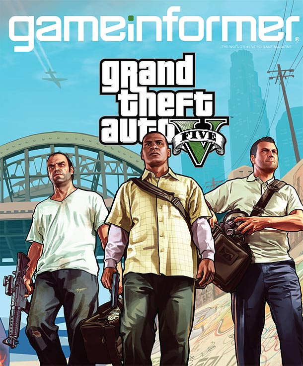 Dodo8/GameInformer Cover released!