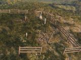 Cayo Perico Graveyard