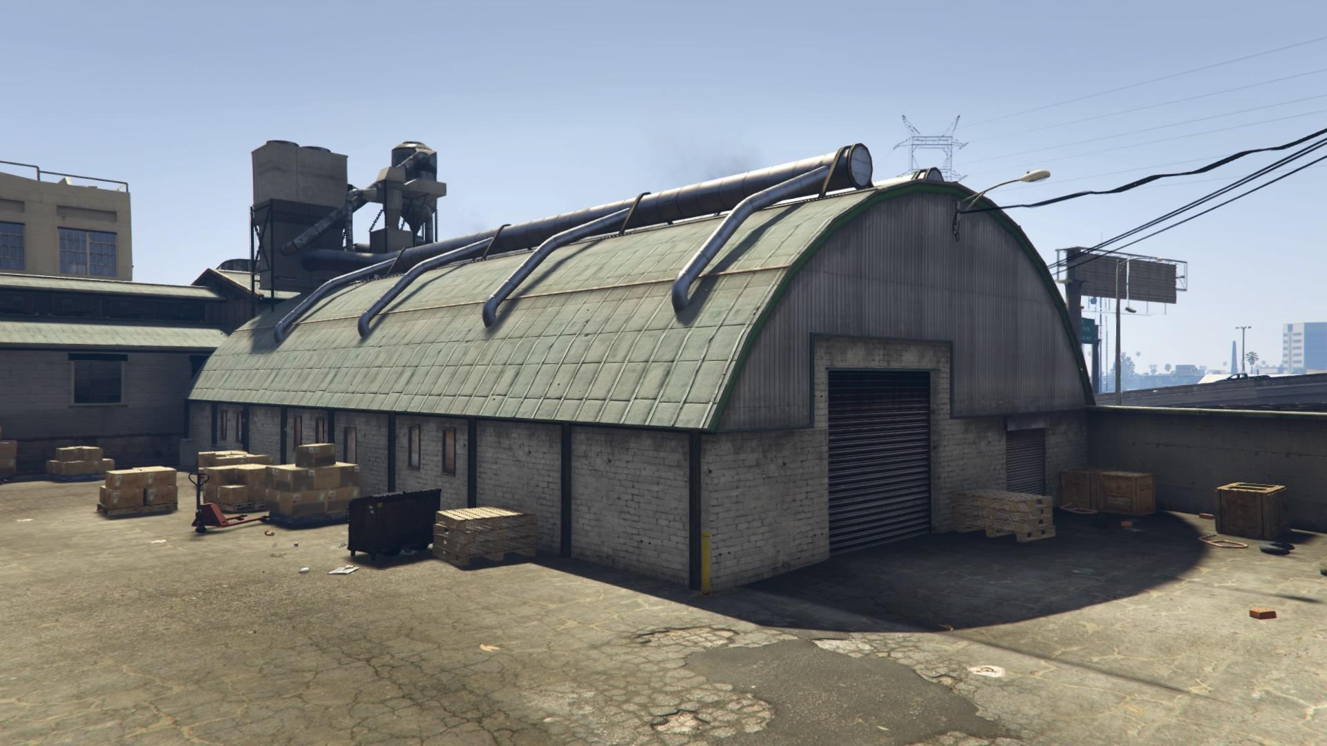 Lester's Warehouse