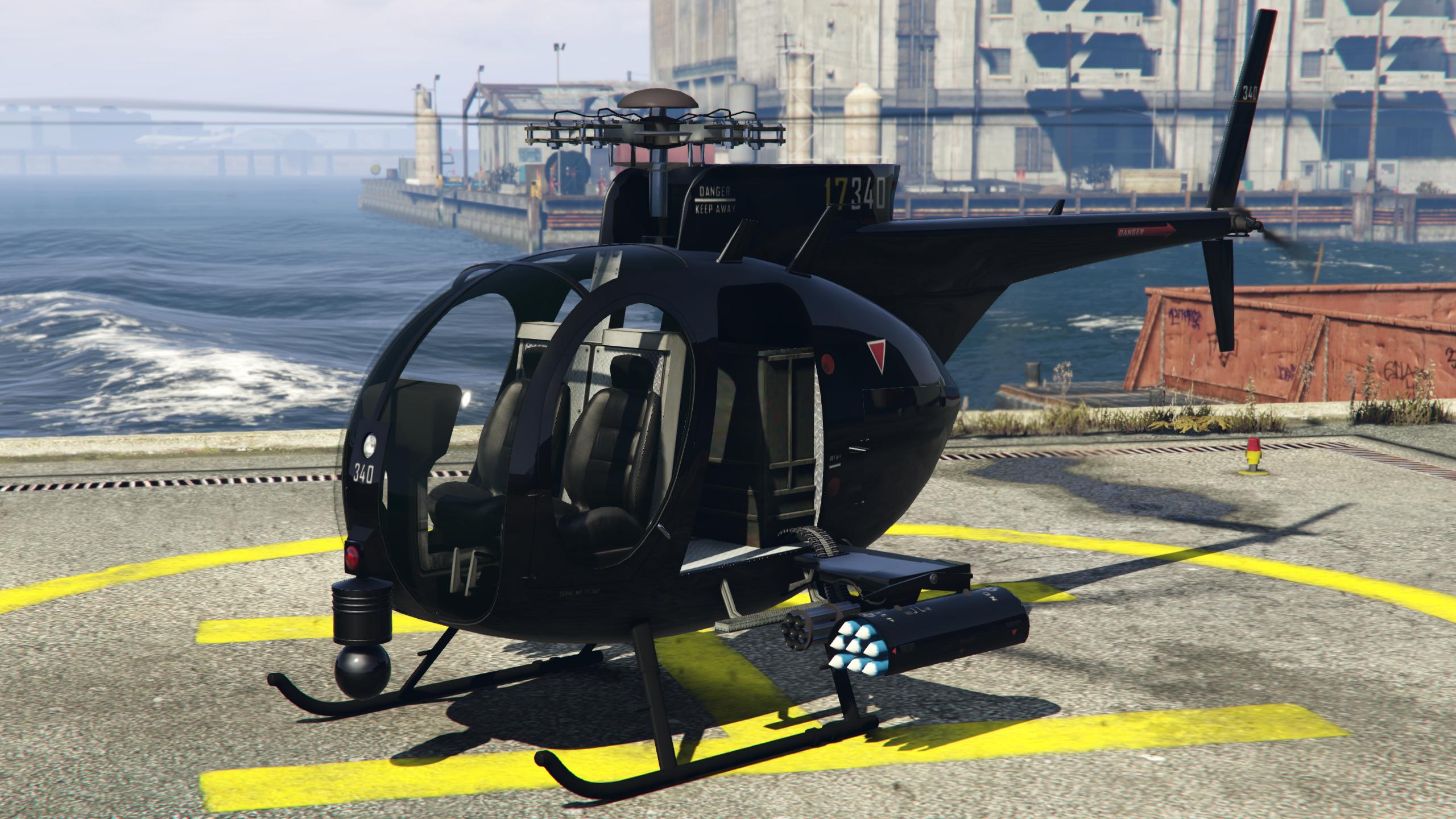 Buzzard Attack Chopper   GTA Wiki   Fandom