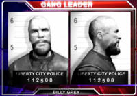 Billy Grey Mugshot