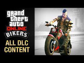 GTA Online Bikers -All DLC Contents-