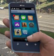 IFruit GTAVe Michaels Phone