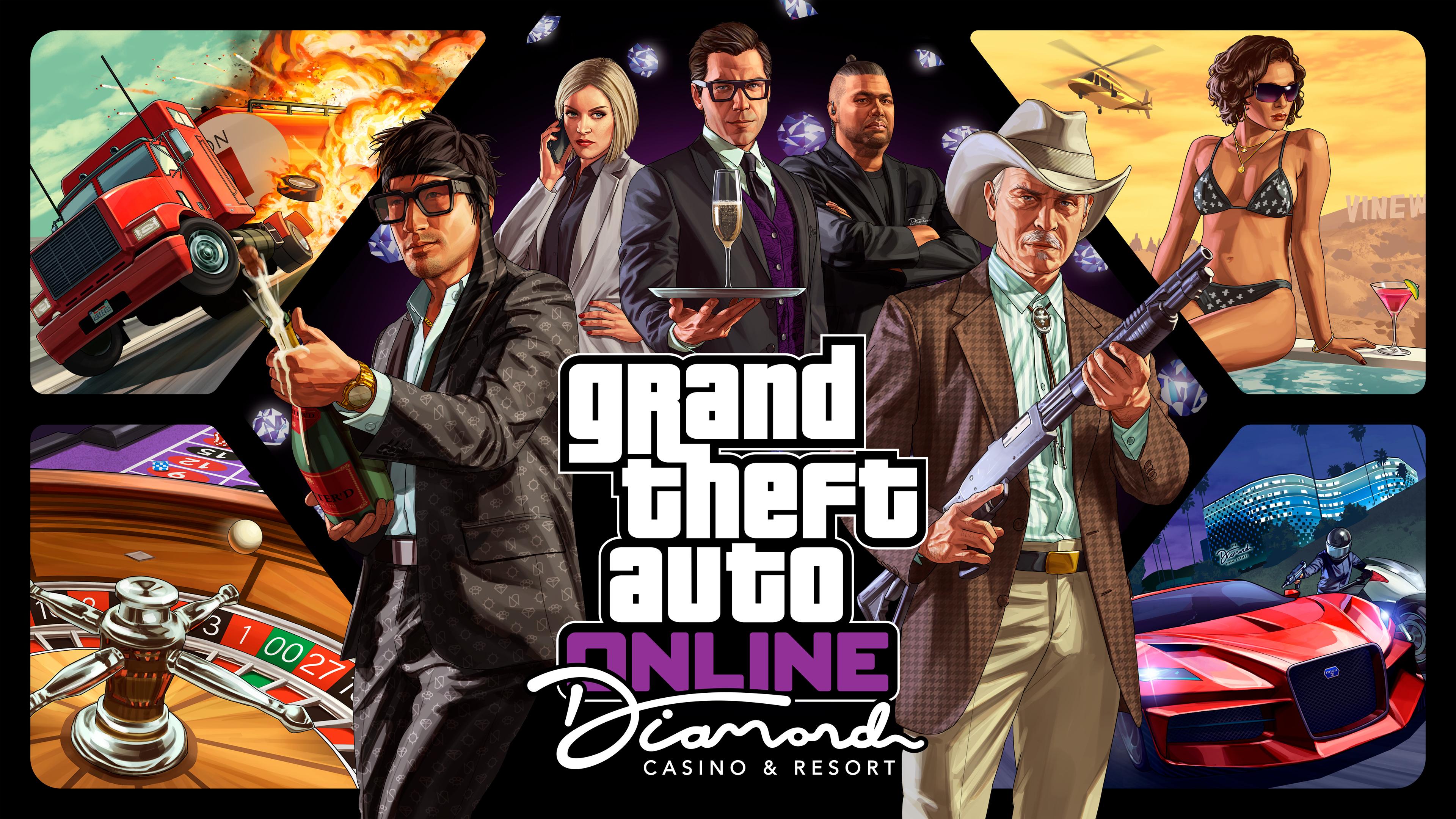 The Diamond Casino Resort Gta Wiki Fandom