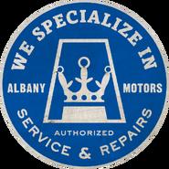 AlbanyServiceRepair-GTAO-VintageSign